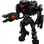 row-guardrobot