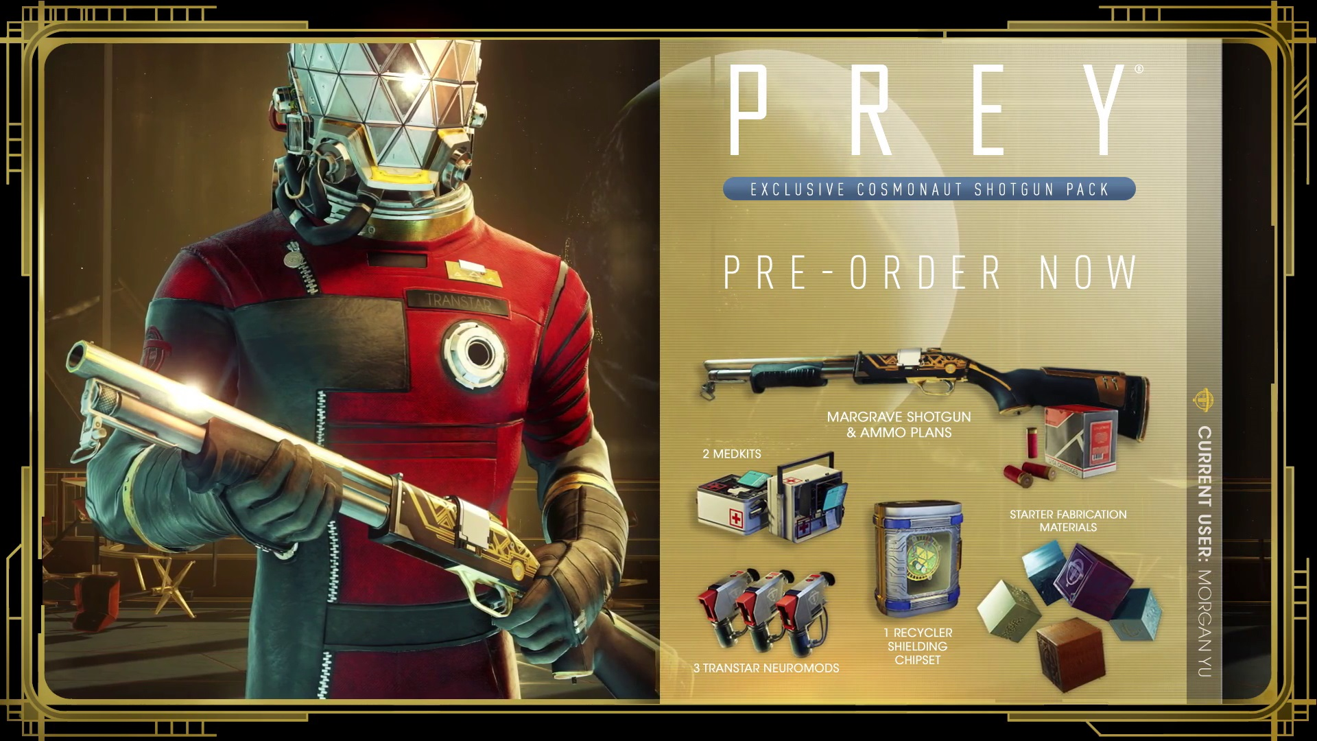 Prey-Cosmonaut-Shotgun-Pack