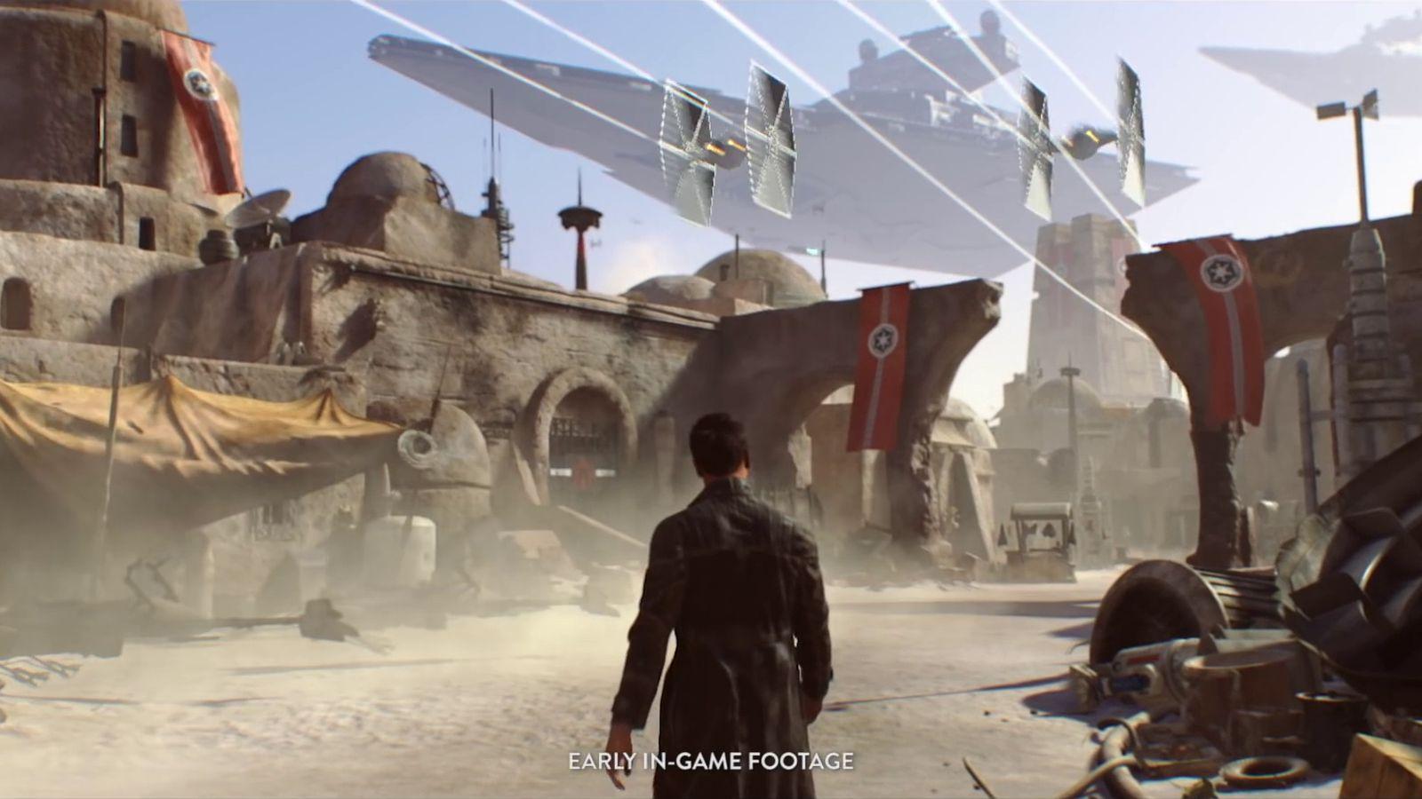 משחק הרפתקאות של מלחמת הכוכבים