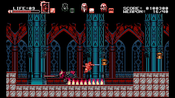 Bloodstained review ביקורת