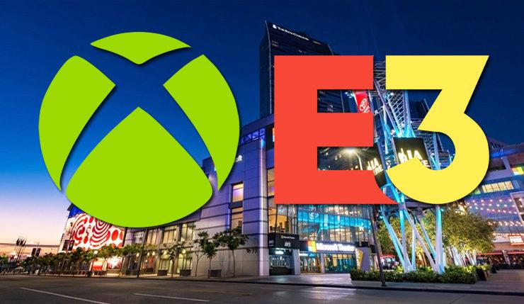 XBOX ב-E3 2018 טאמב