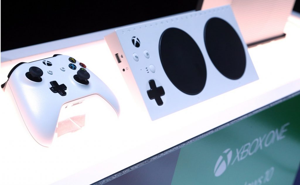 Xbox בתערוכת E3 2018 - Adaptive