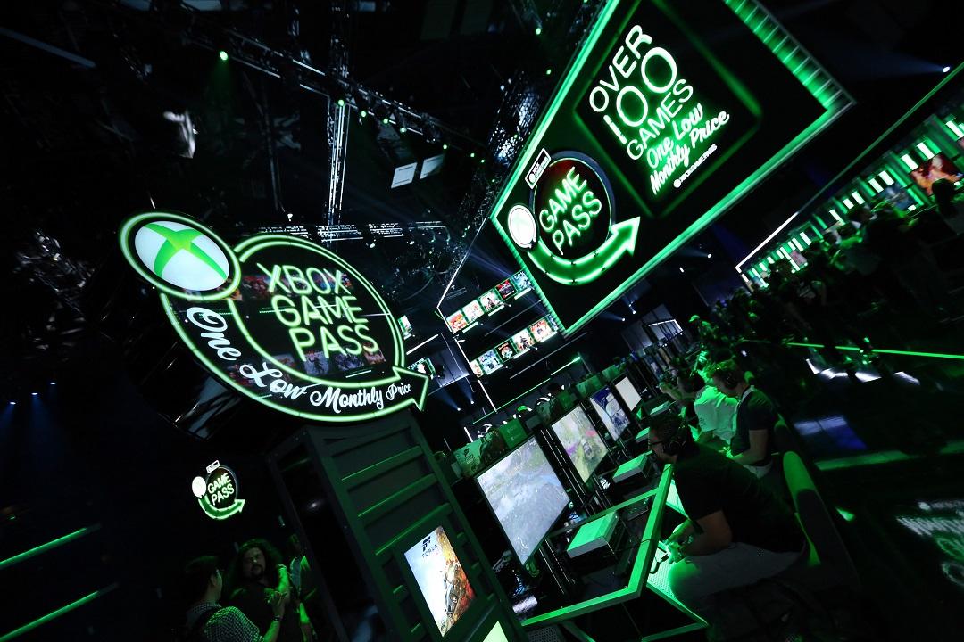 Xbox בתערוכת E3 2018 - Game Pass