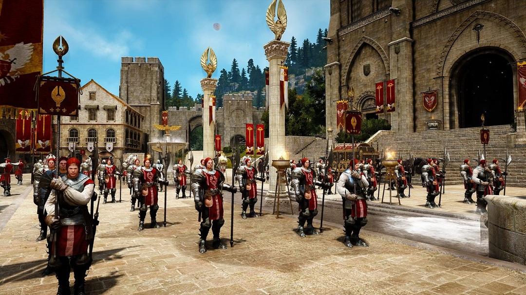 תערוכת Xbox ב-E3 2018 - Black Desert