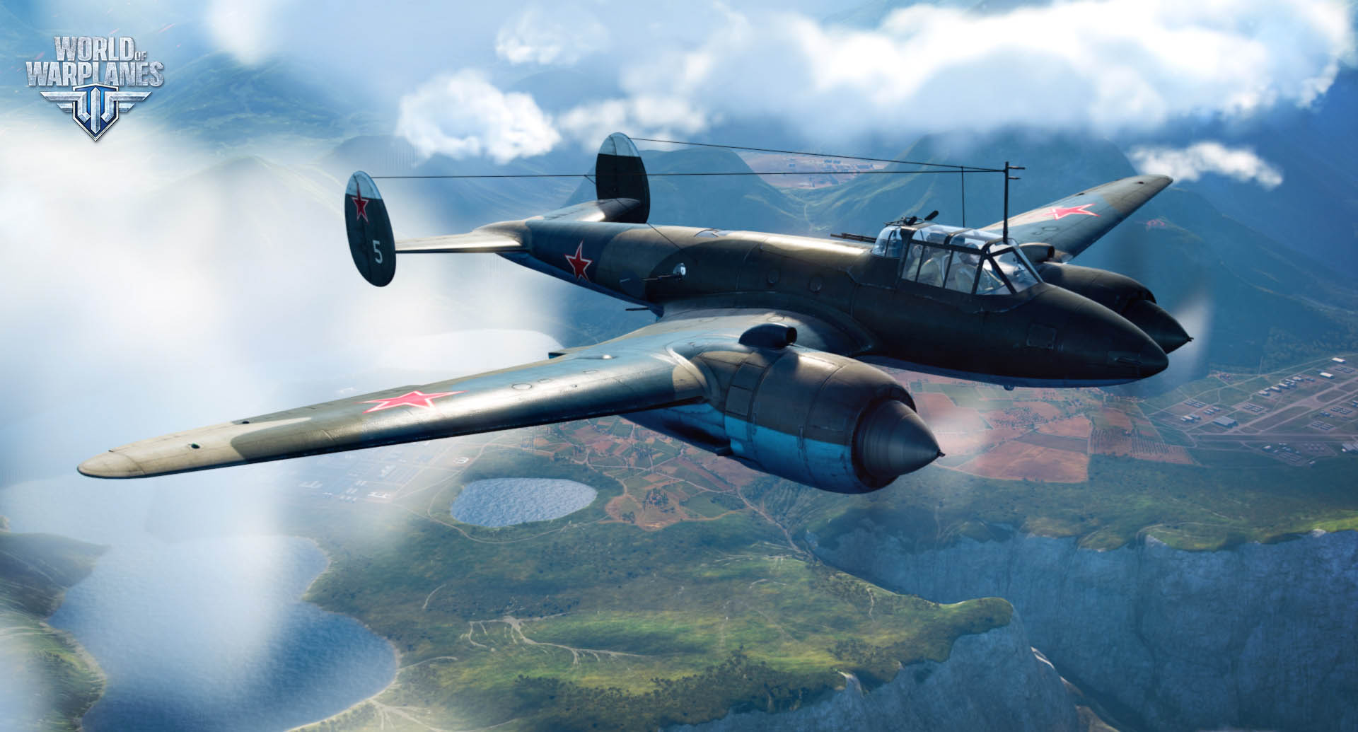 World of Warplanes - USSR BOMBER