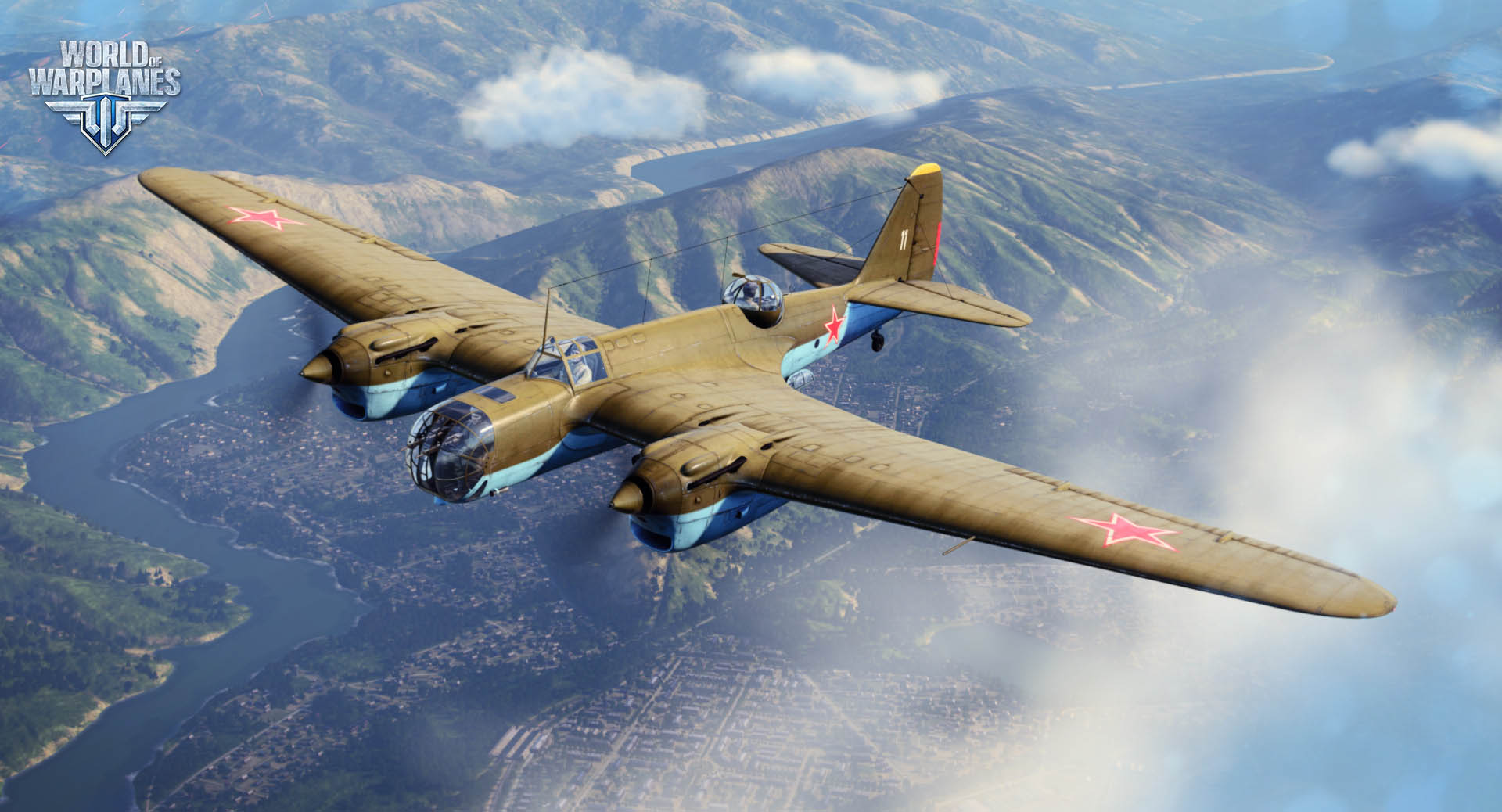 World of Warplanes - USSR BOMBER II