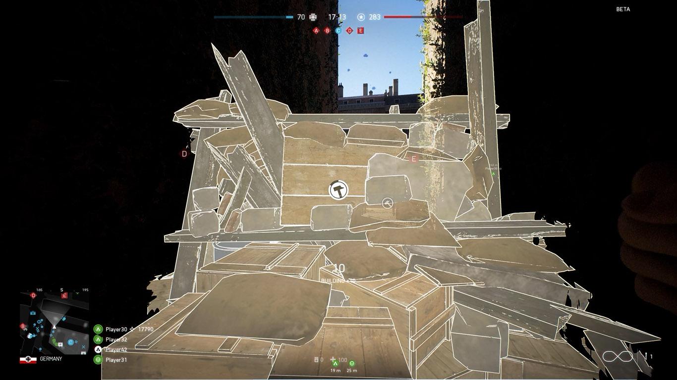 Battlefield 5 bulding mec2