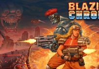 blazing Chrome logo