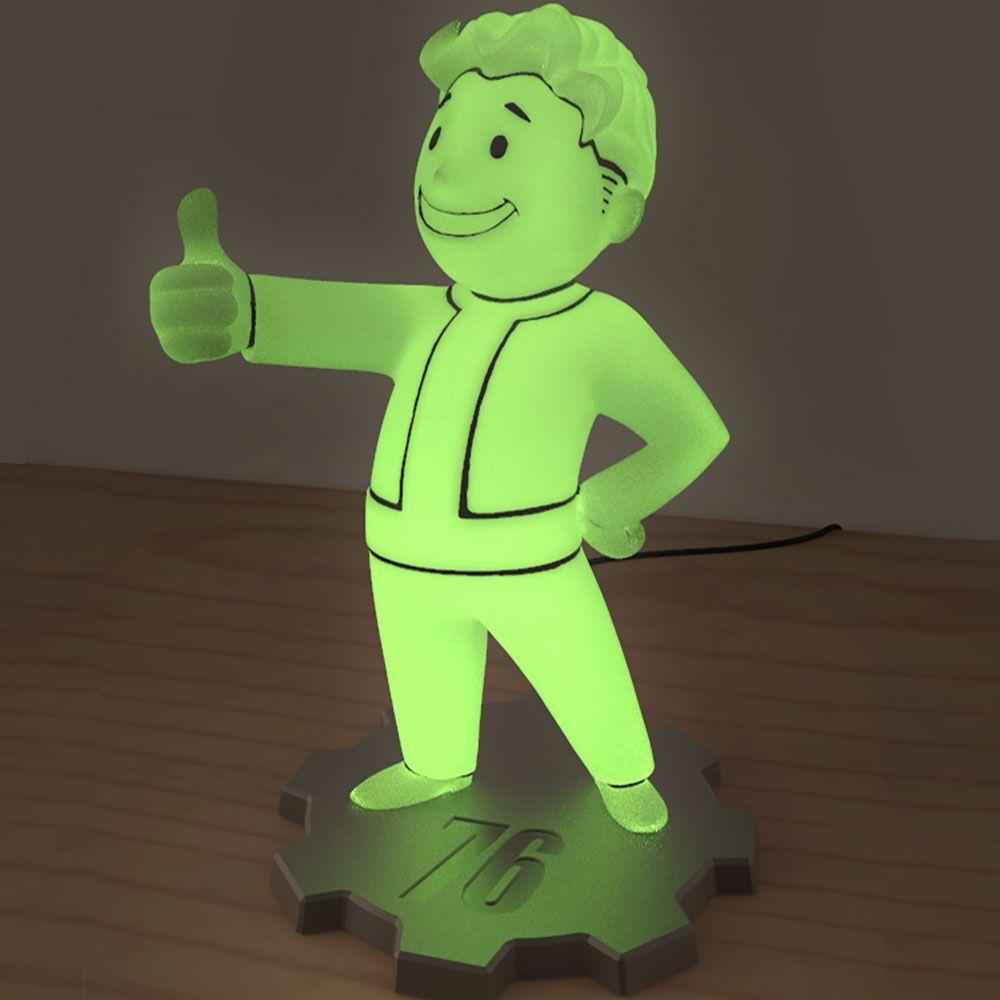 Fallout 76 lamp
