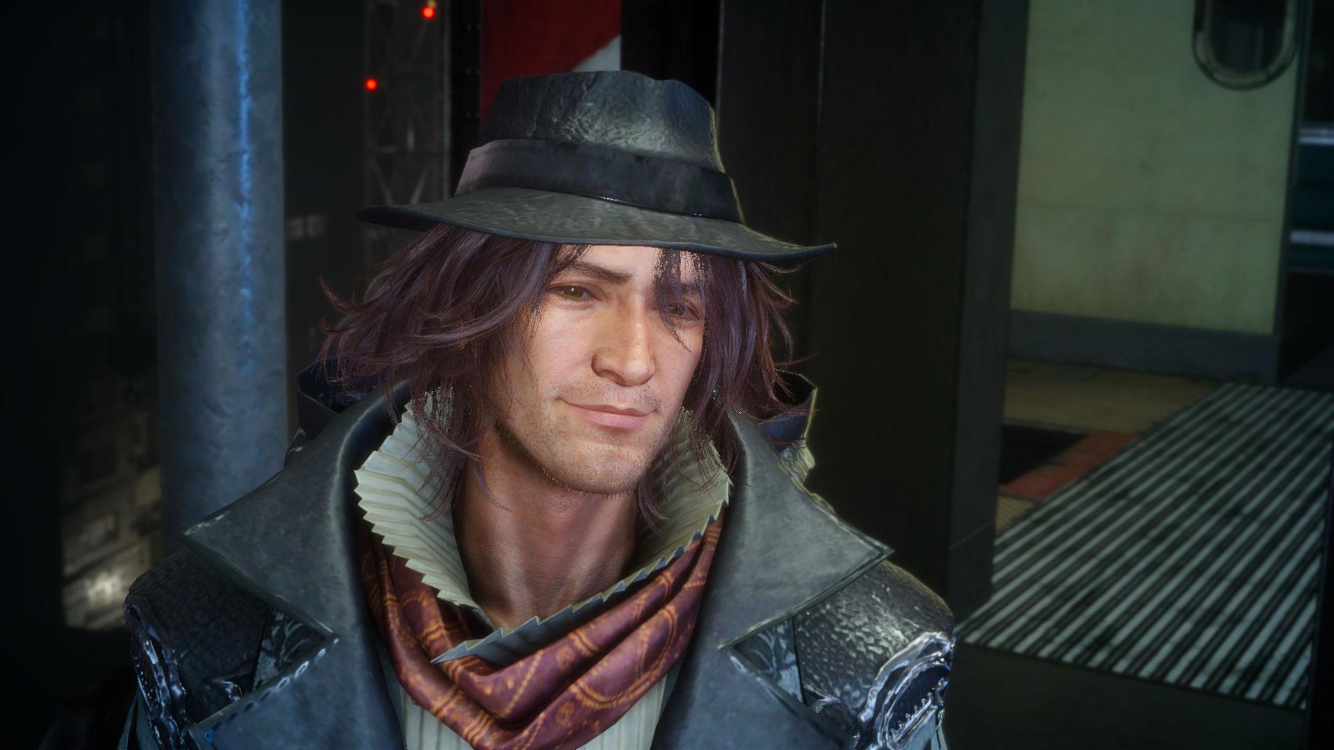 Final Fantasy XV Ardyn