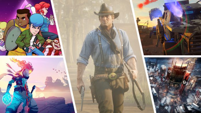 Best Games 2018