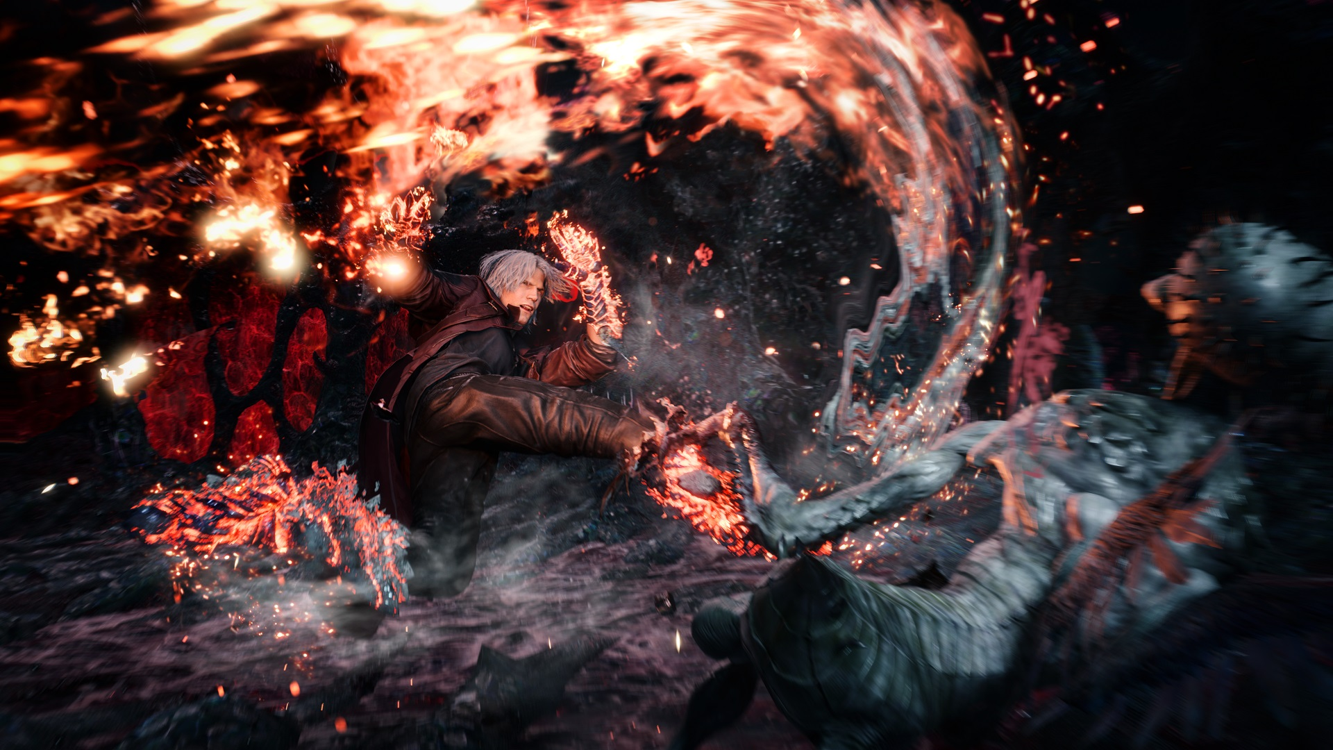 devil may cry 5 balrog