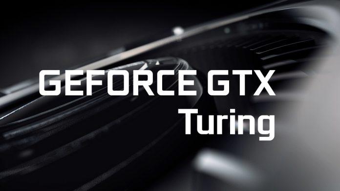 Nvidia Geforce GTX Turing