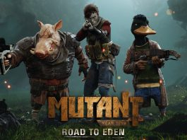 Mutant Year Zero: Road to Eden תמונת נושא