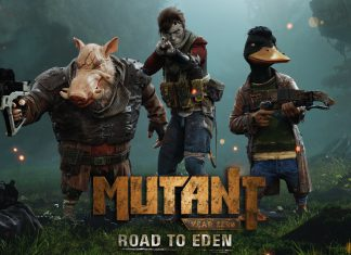 Mutant Year Zero: Road to Eden תמונת נושא