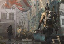 תמונה מתוך Tom Clancy's The Division 2