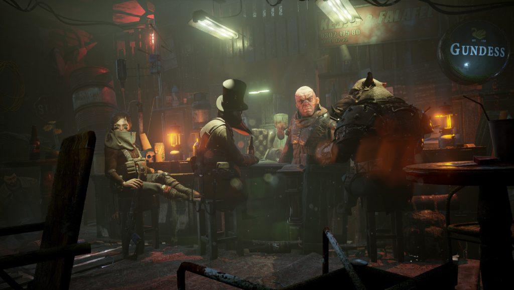 Mutant Year Zero: Road to Eden הכירו את המוטנטים