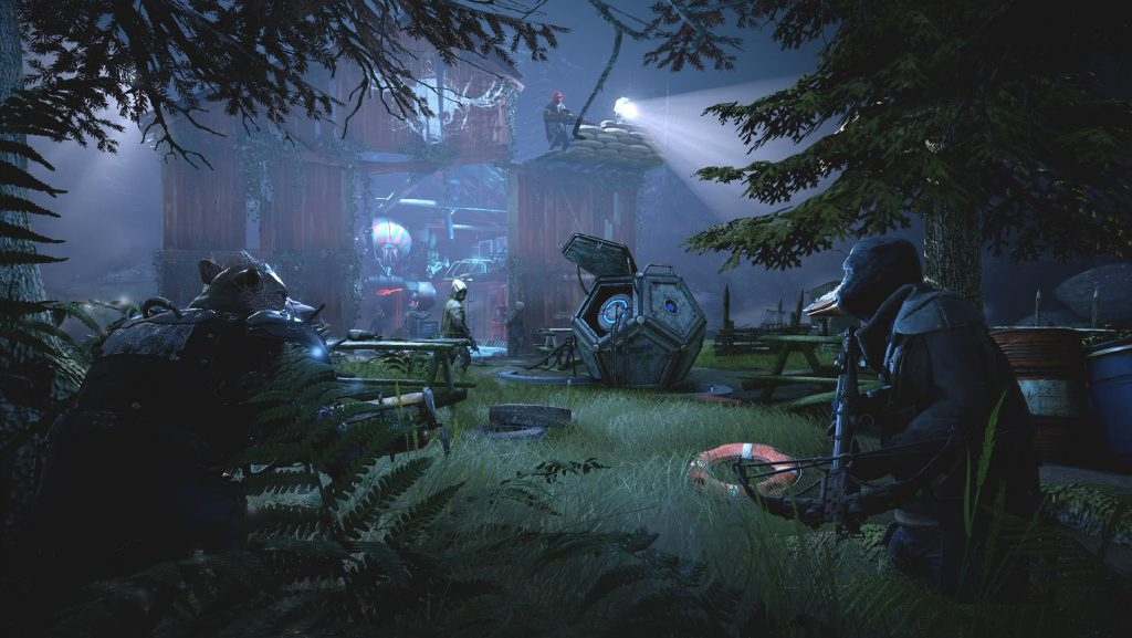 Mutant Year Zero: Road To Eden התגנבות