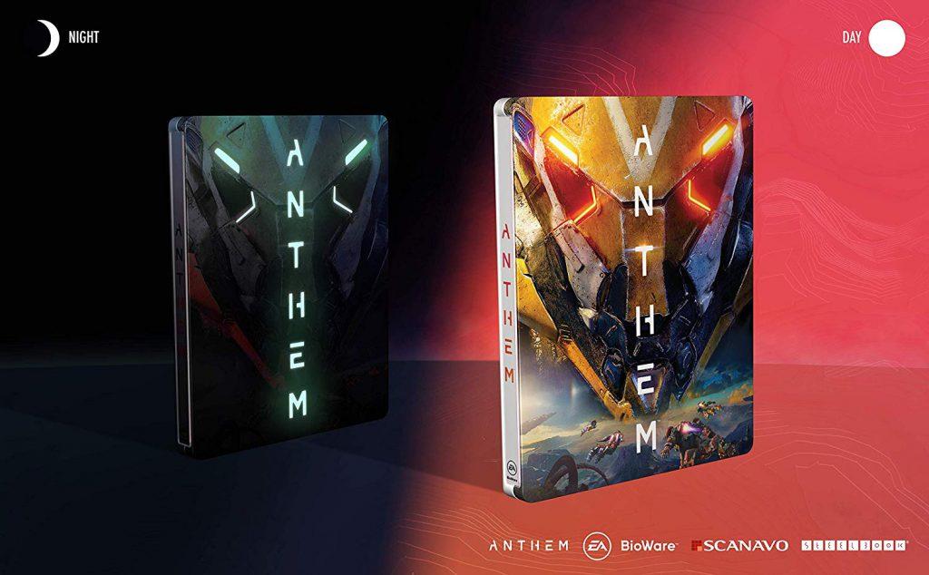 Anthem Steelbook