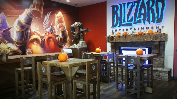 Blizzard Offices