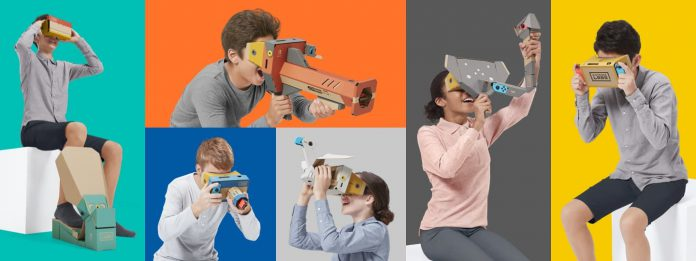 Nintendo Labo VR Sets