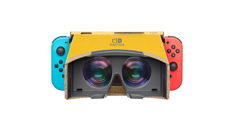 Nintendo Labo VR Goggles