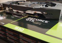 Gigabyte GTX 1650 onbox