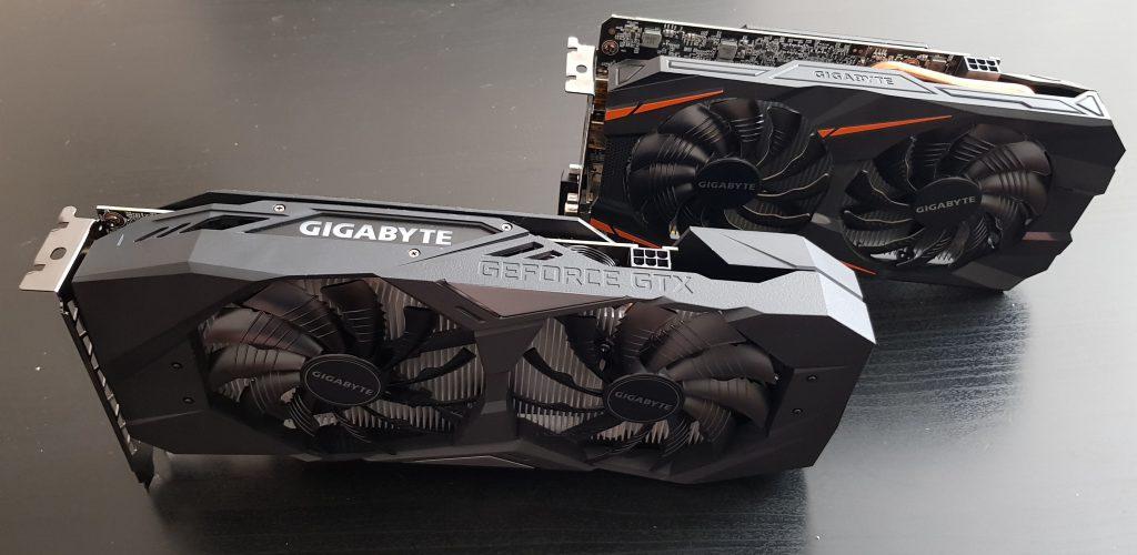 Gigabyte GTX 1650 + GTX 1060