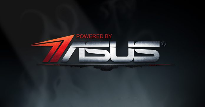 Powered By ASUS COVER