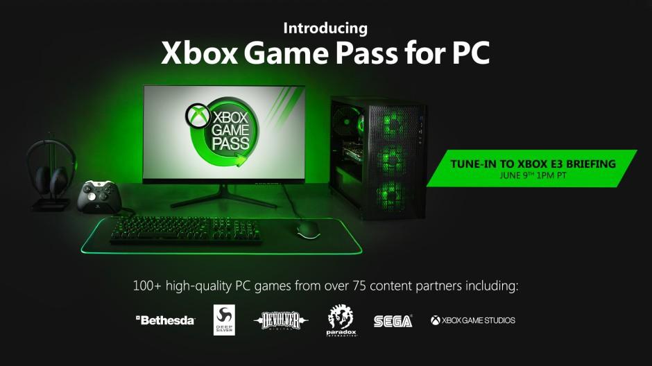 ה-Xbox Game Pass מגיע למחשב האישי!