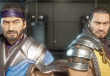 Mortal Kombat Scorpion Sub Zero