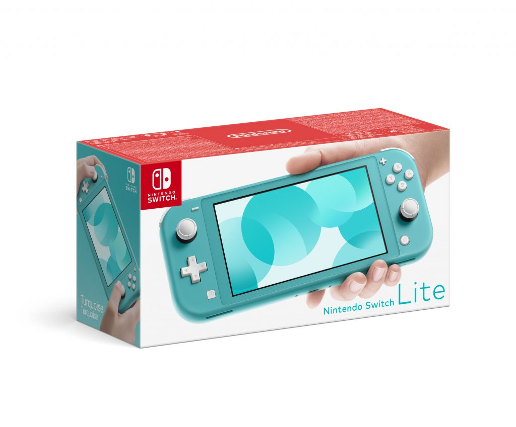 Switch Lite Teal