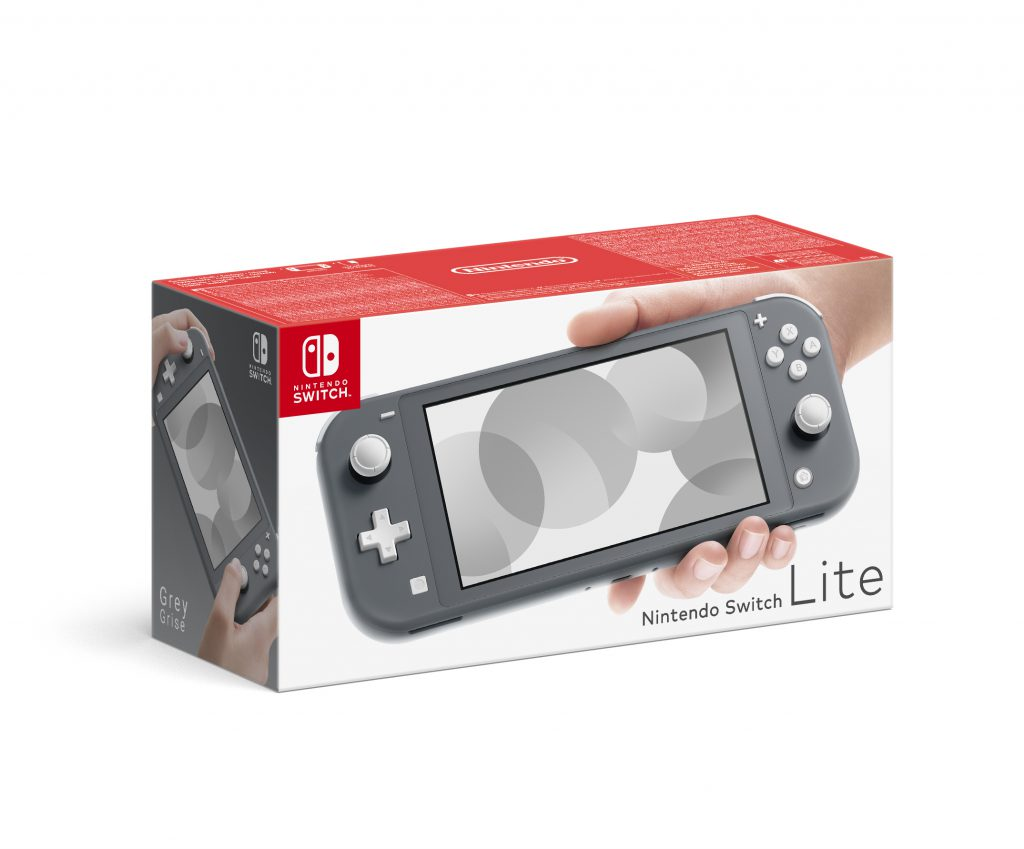 Switch Lite Grey