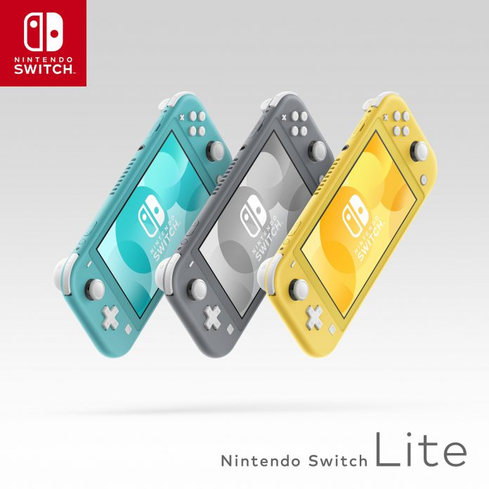 Switch Lite Colors