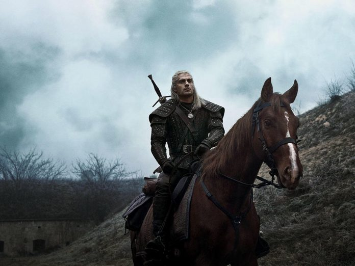 netflix witcher geralt