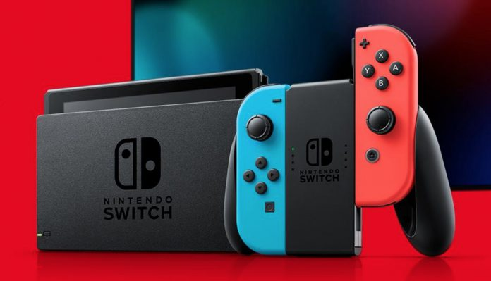 Nintendo Switch Refresh