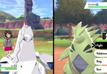 pokemon sword and shield duraludon tyranitar