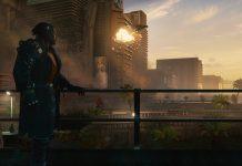 Cyberpunk 2077 Pacifica