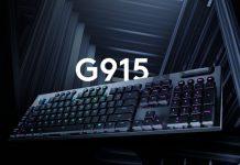 Logitech New Keyboards