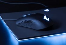 Gigabyte AORUS M4 back closeup
