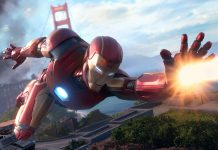 Marvels Avengers Iron Man