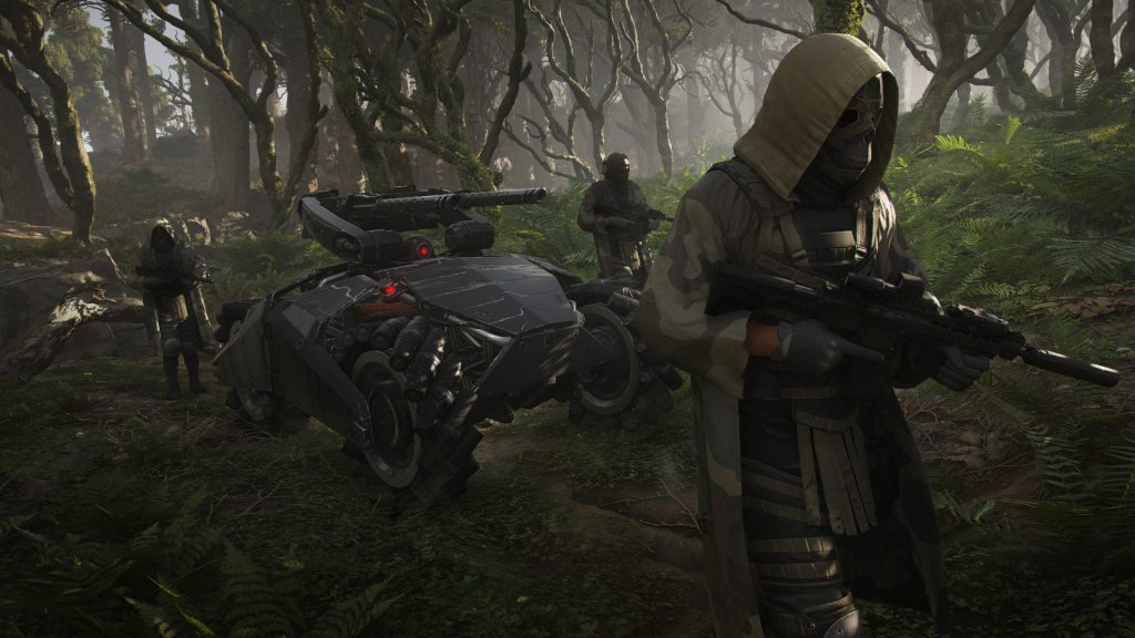 Ghost Recon Breakpoint enemy