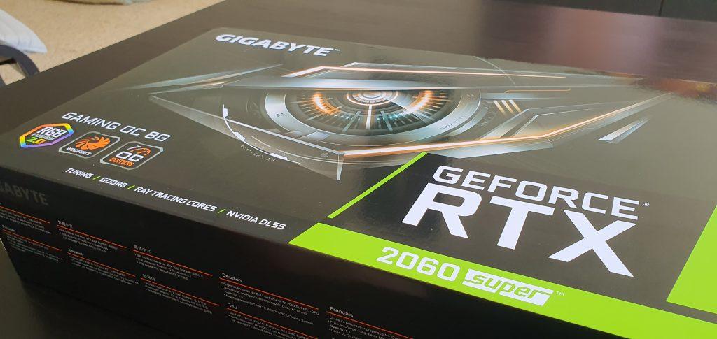 rtx 2060 super box