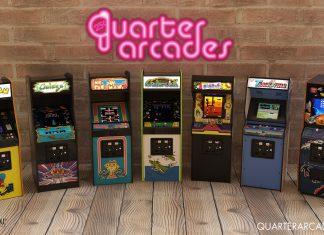 numskull designs quarter arcades