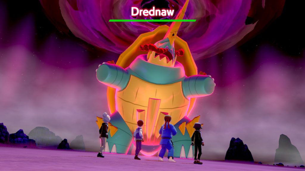 pokemon sword and shield raid