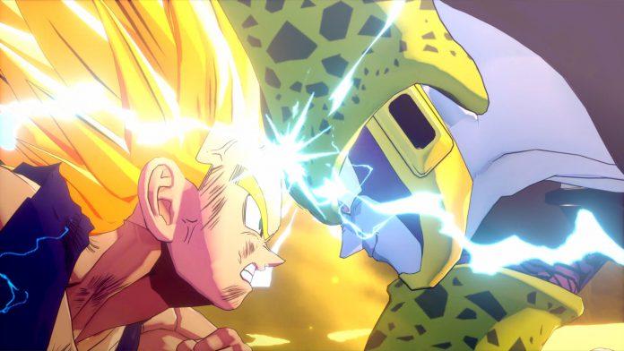 Dragon Ball Z Kakarot Gohan Cell