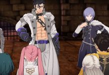 Fire Emblem Three Houses Ashen Wolves