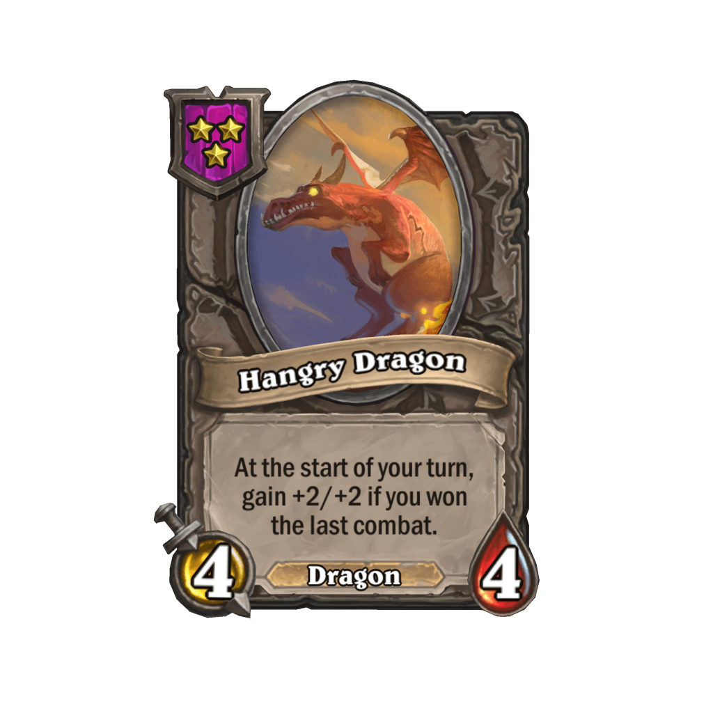 Hangry Dragon