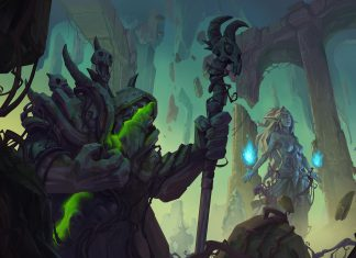 hearthstone demon hunter prologue