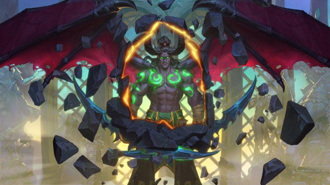 Hearthstone demon hunter prologue